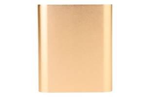Аккумулятор зарядное PowerBank 10400 Gold