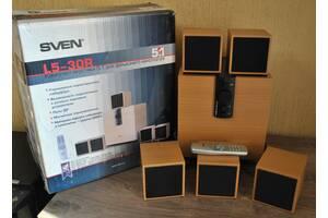 Акустическая система 5.1 Sven L5-30R для домашнего кинотеатра
