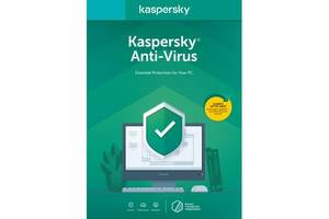 Антивирус Kaspersky Anti-Virus 2020 2 ПК 1 год Renewal Card (5056244903251)