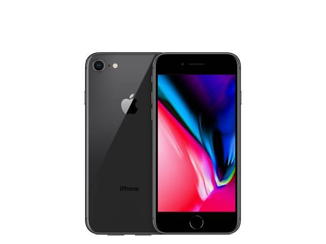 Apple iPhone 8 256GB Space Gray Neverlock Refurbished + Силиконовый чехол + Защитное стекло 2.5D- объявление о продаже  в Киеве