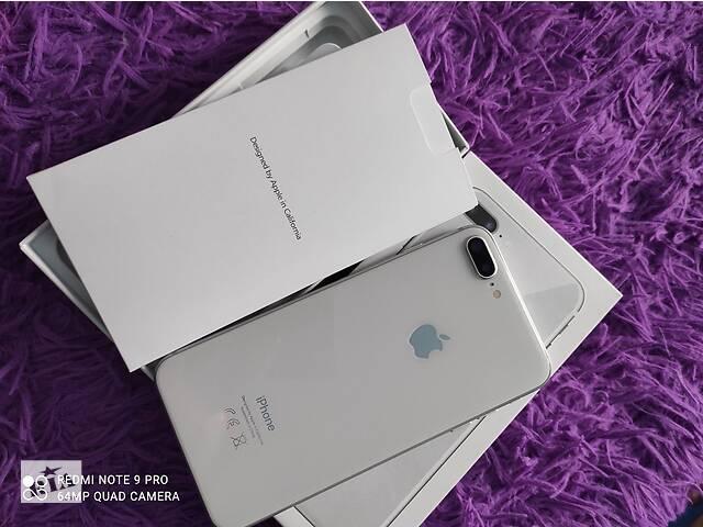 купить бу Apple iPhone 8 Plus 64 Silver  в Новоархангельске