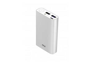 Батарея универсальная ASUS ZEN POWER 100S0C QC3.0 10050mAh USB-C Silver (90AC02V0-BBT008)
