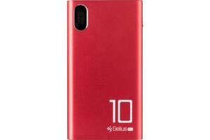 Батарея универсальная Gelius Pro CoolMini GP-PB10-005 10 000 mAh 2.1A Red (72160)