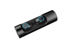 Беспроводные bluetooth наушники Smart BFY K08 Plus кейс Power Bank Black (4217B-OE)