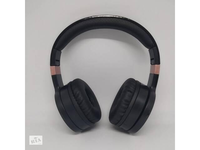 купить бу Беспроводные Bluetooth Стерео наушники Gorsun GS-E88A Черные с золотым в Одессе