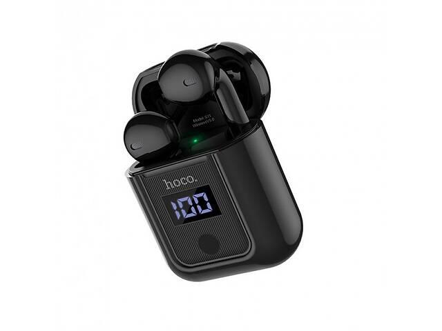 Беспроводные наушники Hoco TWS Melody S11 Black- объявление о продаже  в Самборе