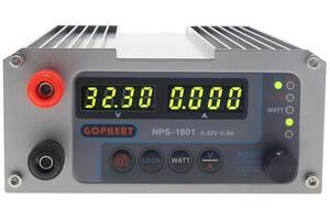 Блок питания Gophert NPS-1601