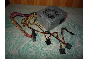 Блок питания Micro-ATX GRESSO ATX-350W, (20+4)pin, два SATA