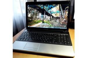 Большой игровой ноутбук eMachines E730G.