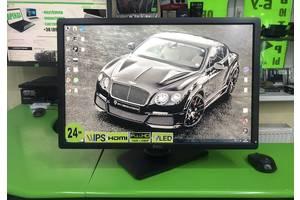 Бомбовый Монитор Dell Ultrasharp U2413F на AH-IPS для ДИЗАЙНА и ФОТО!