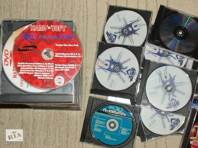 бу CD додаток до журналу в Києві