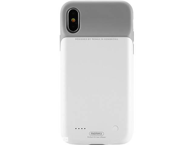 продам Чехол-аккумулятор Remax Penen Series 3200mah Power Bank Apple iPhone X White RmxF_62174 бу в Киеве