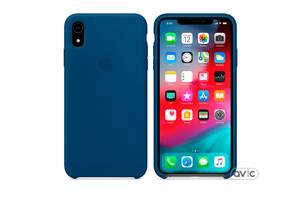 Чехол для Apple iPhone XR Silicone Case Blue Horizon Copy