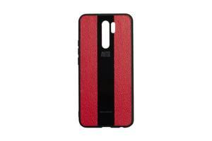 Чехол для Xiaomi Redmi 9 Красный / Розовый / Белый