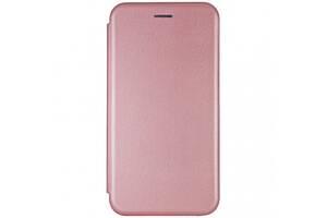 Чехол G-Case для Apple Iphone X книжка Ranger Series магнитная Rose Gold