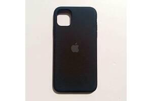 Чехол Silicone Case для Apple iPhone 11 Black