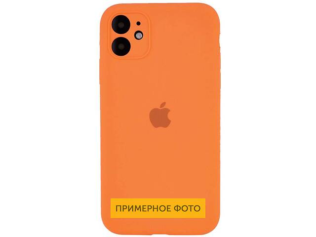 "бу Чехол Silicone Case Square Full Camera Protective (AA) для Apple iPhone X / XS (5.8"") в Одессе"