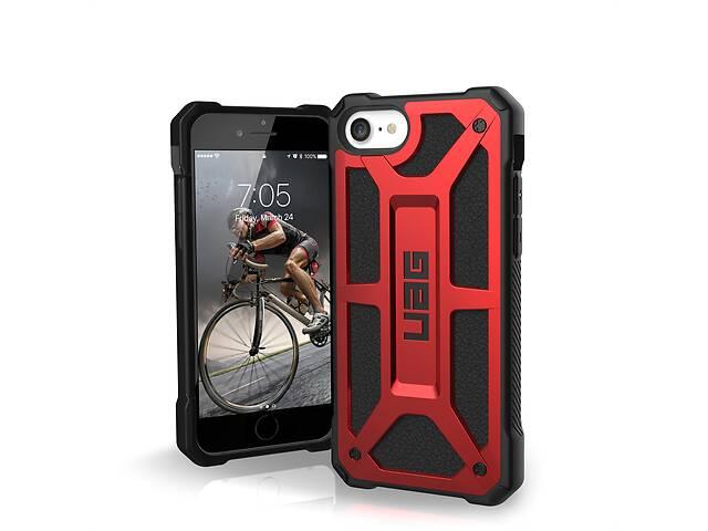 купить бу Чехол UAG для Apple iPhone SE/8/7 Monarch, Crimson в Киеве