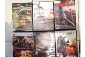 Диски DVD с играми на ПК (PC) 26 штук