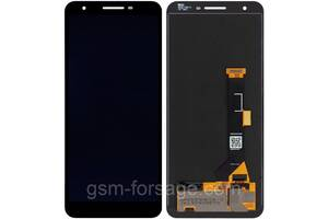 Дисплей Google Pixel 3A complete with touch Black (REF) Original