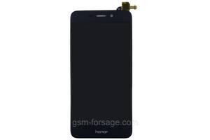 Дисплей Huawei Honor 6C Pro / Honor V9 Play complete Dark Blue