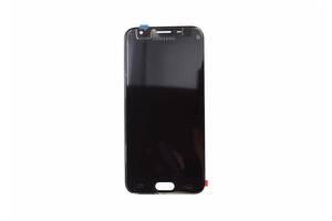 Дисплей (LCD) Samsung GH96- 10969A J330 Galaxy J3 (2017) с сенсором чёрный сервисный