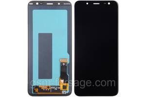 Дисплей Samsung Galaxy J6 2018 SM-J600 OLED Black