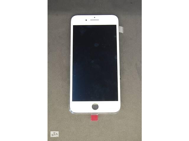 купить бу Дисплейный модуль Apple iPhone 7 Plus Оригинал White в Харькове