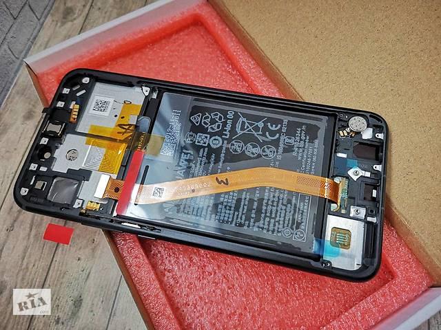 купить бу Дисплейный модуль Huawei P Smart Plus ОРИГИНАЛ в Харькове
