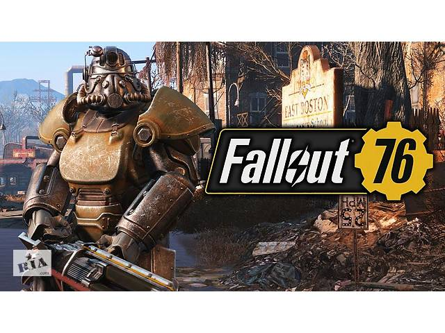 купить бу Fallout 76 в Краматорске