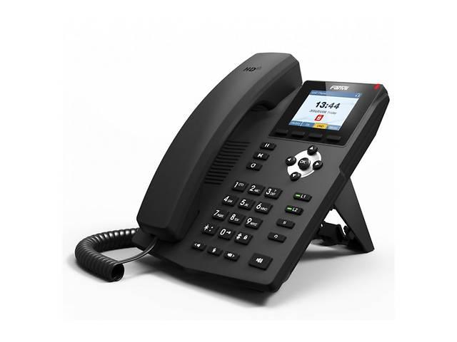 Fanvil X3S, sip телефон 2 SIP аккаунта, 2 порти Ethernet 10/100 Мбіт/с- объявление о продаже  в Києві