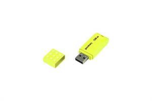 Флеш-накопитель USB 128GB GOODRAM UME2 Yellow (UME2-1280Y0R11)