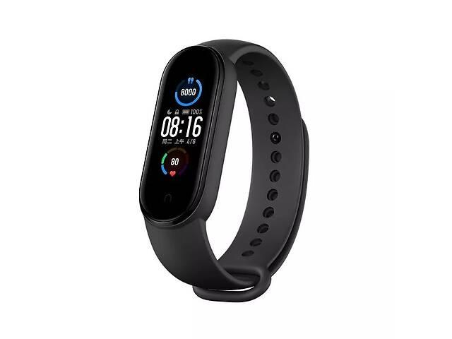 Фитнес-браслет Mi Smart Band 5 Black Global- объявление о продаже  в Запорожье