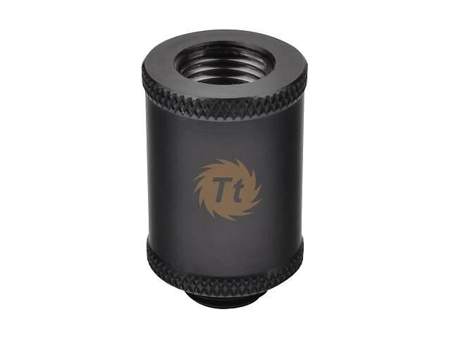 купить бу Фитинг для СВО ThermalTake Pacific G1/4 Female to Male 30mm Extender - Black (CL-W047-CU00BL-A) в Харькове