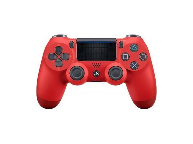 купить бу Геймпад SONY PS4 Dualshock 4 V2 Red в Харькове