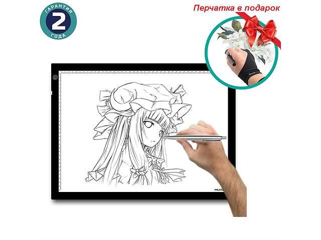 продам Графический планшет Huion A3 + перчатка бу в Харькове