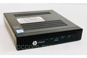 HP EliteDesk 800 G2 Desktop Mini PC 4х ядерный Core I5 6500 8GB RAM 512GB SSD