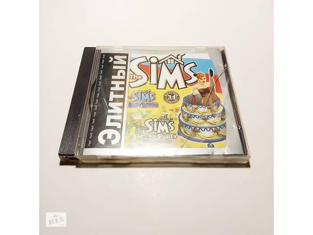 бу Игры на ПК: The SIMS, The SIMS 2 в Киеве