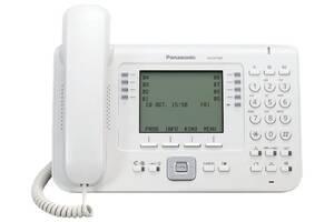IP-телефон Panasonic KX-NT560RU-W