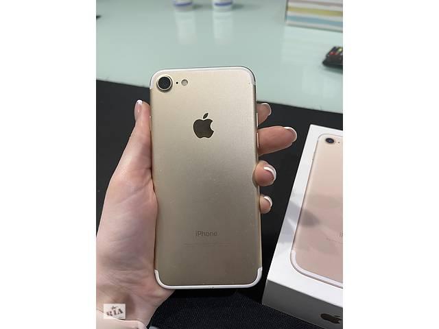 купить бу IPhone 7 128Gb в Києві