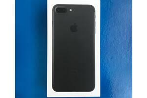 iPhone 7 Plus 32Gb Black в отличном состоянии! + бонусы!