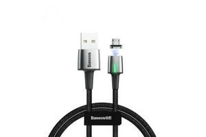 Кабель Кабель Baseus Zinc Magnetic Cable USB For Micro 2.4A 1m Black