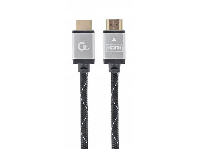 бу Кабель мультимедийный HDMI to HDMI 1.5m Cablexpert (CCB-HDMIL-1.5M) в Киеве