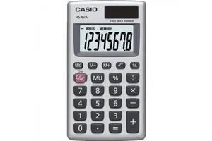 Калькулятор Casio HS-8VA-S-EP