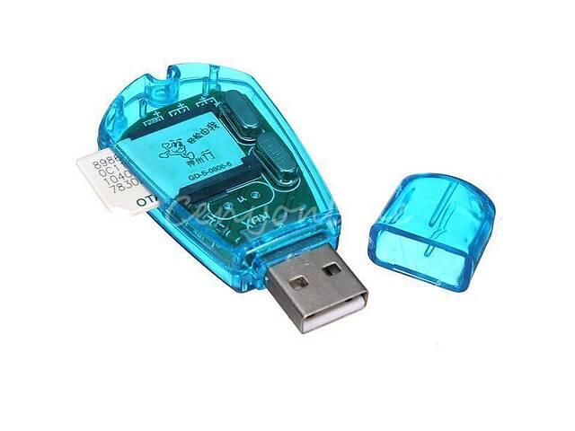 Кард ридер клонер GSM/CDMA USB Kronos Sim card reader (gr_000018)- объявление о продаже  в Киеве