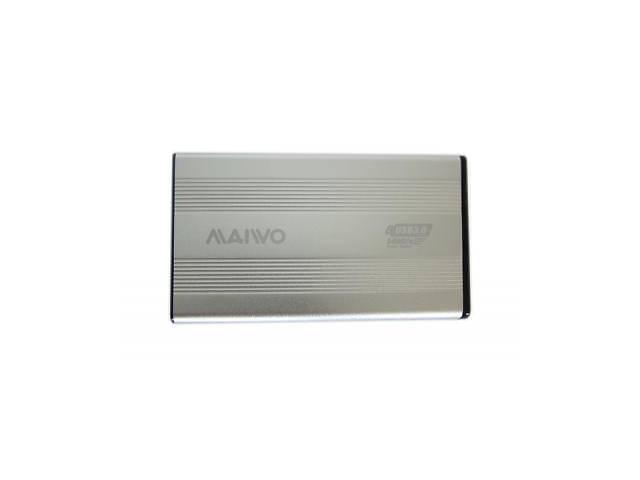 Карман внешний Maiwo K2501A-U3S silver- объявление о продаже  в Харькове
