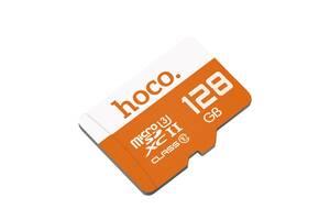 Карта памяти MicroSD Hoco 128GB Class 10 Original