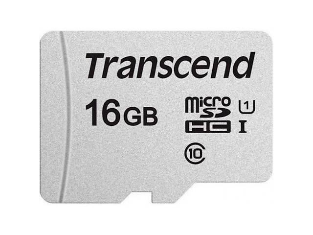 продам Карта памяти Transcend microSD 16GB 300S (Код товара:16123) бу в Харькове