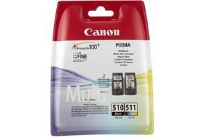 Картридж Canon Cartr PG-510+CL-511 Multi (6253620)