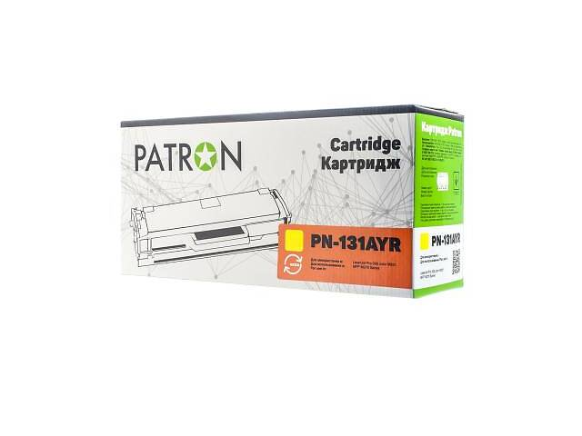 Картридж PATRON HP CLJ CF212A для M251/M276 Yellow, Extra (PN-131AYR)- объявление о продаже  в Харькове